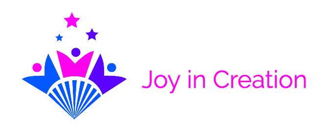 Joy in Creation Retina Logo