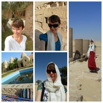egypte-collage