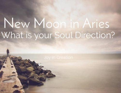 New Moon in Aries – What is your Soul Direction?