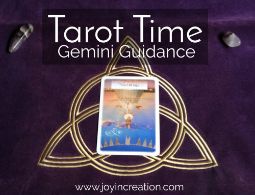Tarot Time – Gemini guidance
