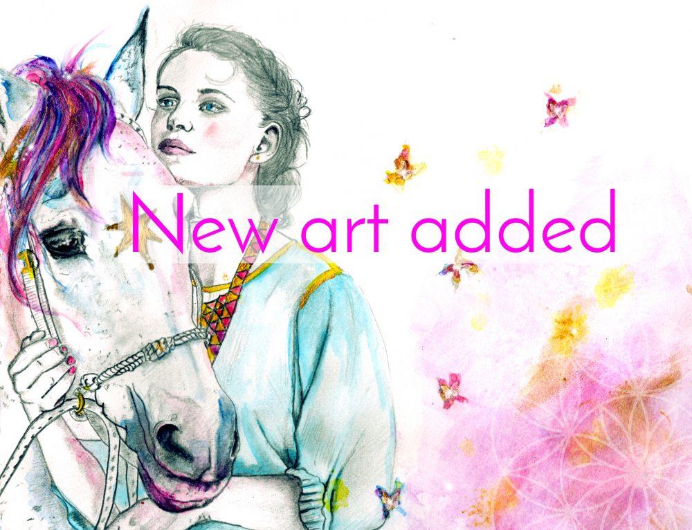 New art added