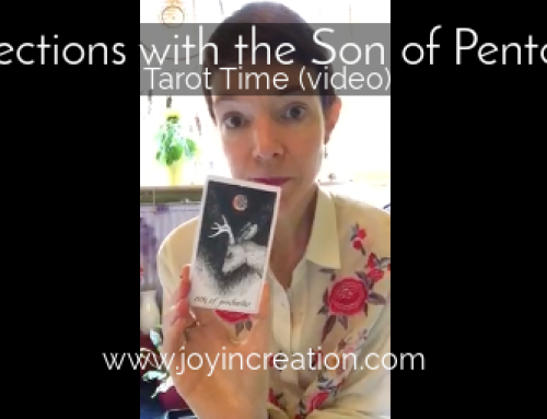 Tarot Time – Reflect with the Son of Pentacles (video)