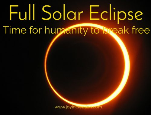 Full Solar Eclipse – Time for humanity to break free