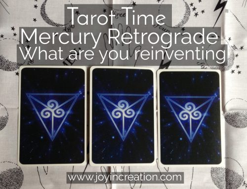 Tarot Time – Mercury Retrograde (video)