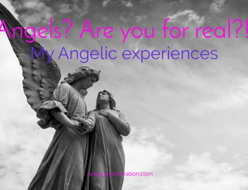 Angels? Are you for real?!