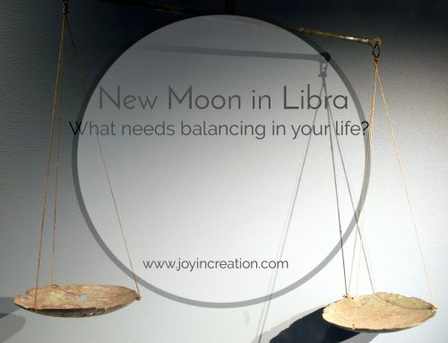 New Moon in Libra (also in Dutch)