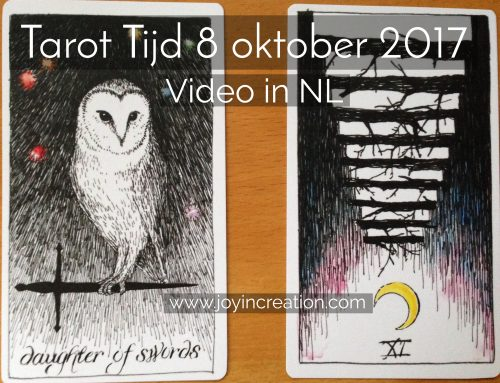 Tarot Tijd / Tarot Time (video in NL)