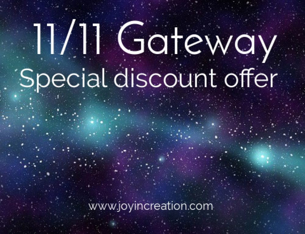 11/11 Gateway – Special discount offer (English / Nederlands)